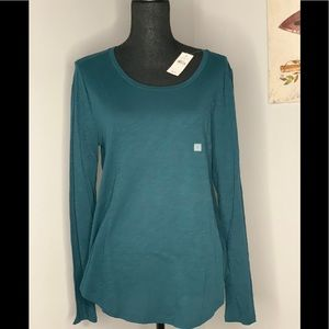 NWT Loft Vintage Soft Long Sleeve Tee